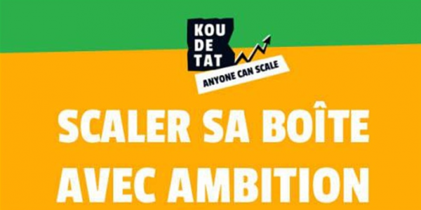 "Koudetat ""Anyone Can Scale"" : Diffusion gratuite"
