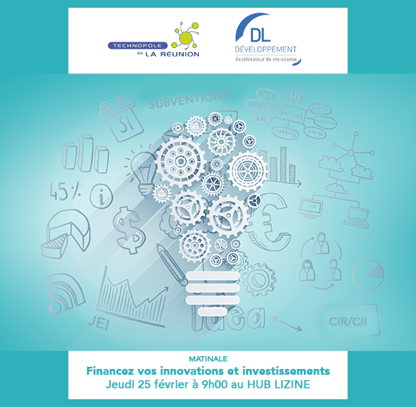 Matinale - Financez vos innovations et investissements