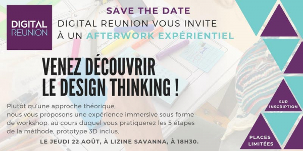 Afterwork - Atelier Design Thinking