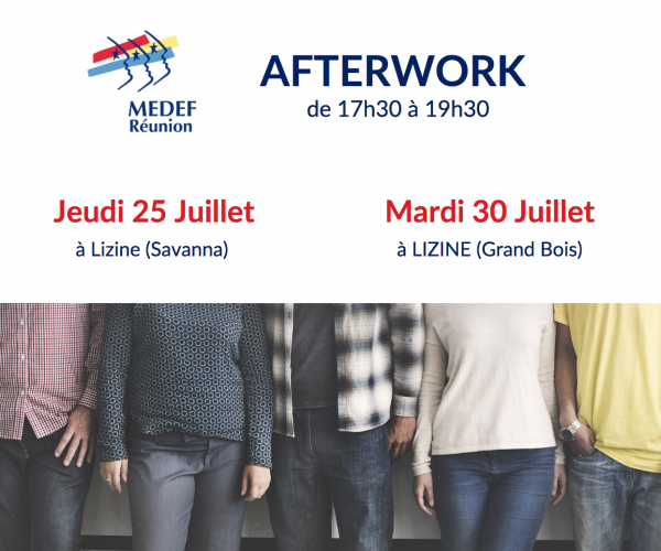 Save the date : MEDEF Afterworks